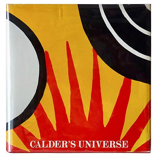 Alexander Calder's Universe, 1st Print