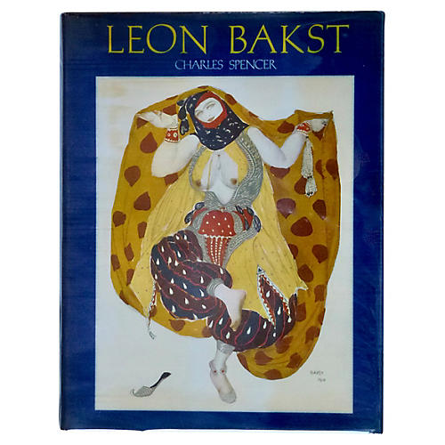 The Work of Leon Bakst, 1st Printing