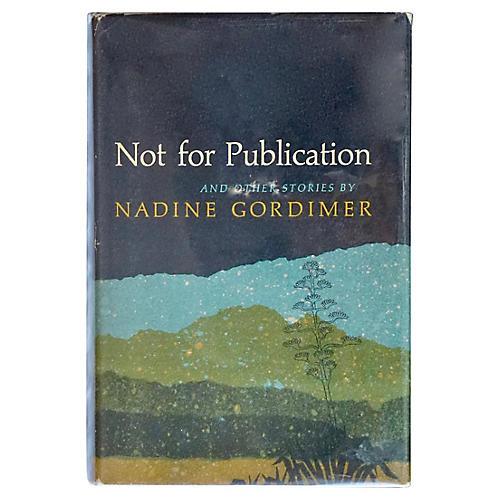 Nadine Gordimer Short Stories, 1965