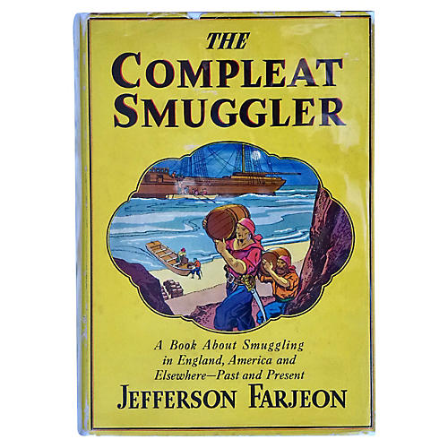 The Compleat Smuggler, 1938, 1st Print