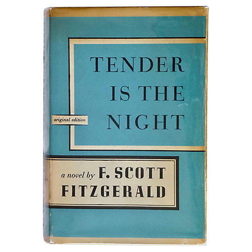 Fitzgeralds Tender Is The Night