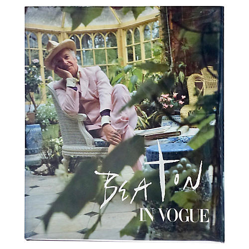Cecil Beaton in Vogue, 1st Printing