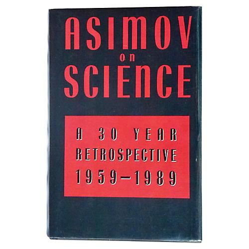 Asimov on Science, 1959-1989