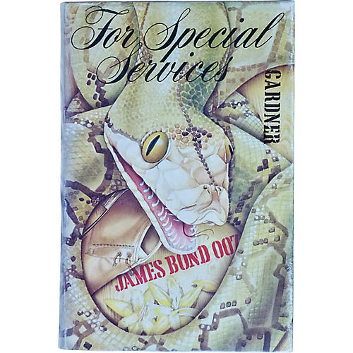 For Special Services: James Bond 007