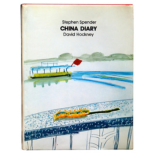 China Diary by Hockney and Spender, 1st