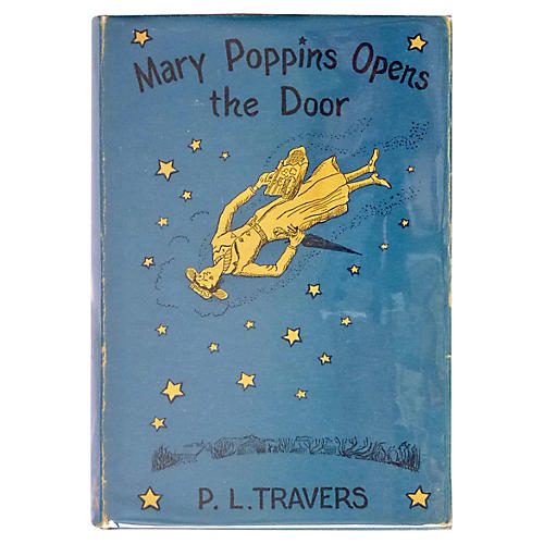 Mary Poppins Opens The Door, 1943