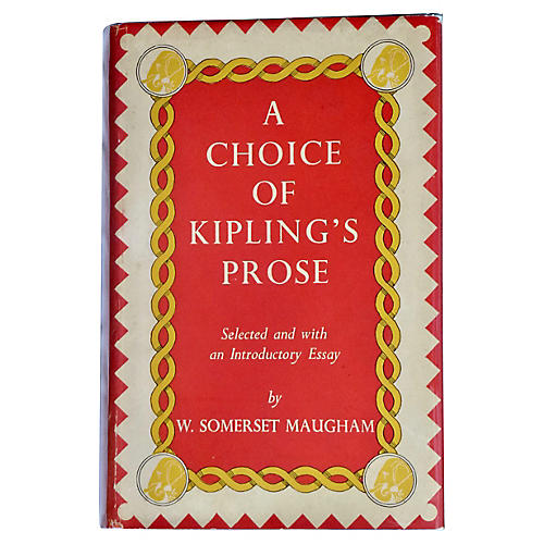 A Choice of Kipling's Prose, 1952