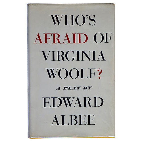Who's Afraid of Virginia Woolf?, UK 1st