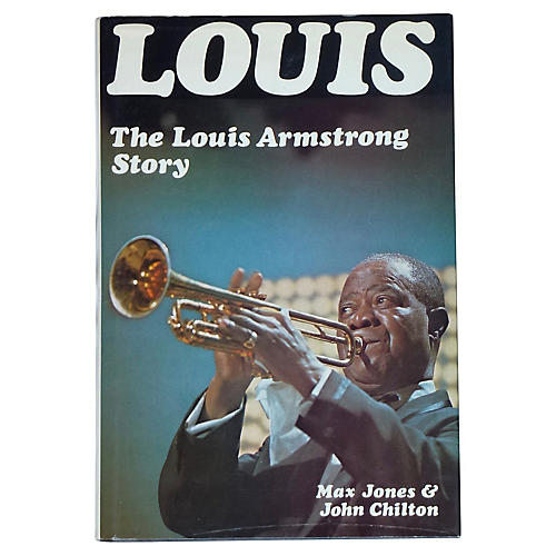 The Louis Armstrong Story,1st