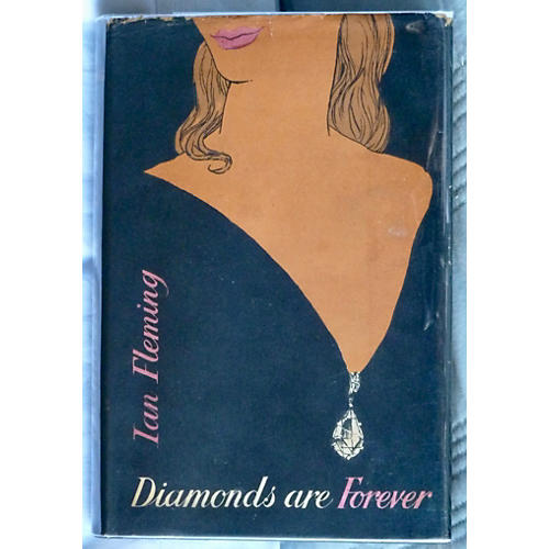 Fleming's Diamonds are Forever