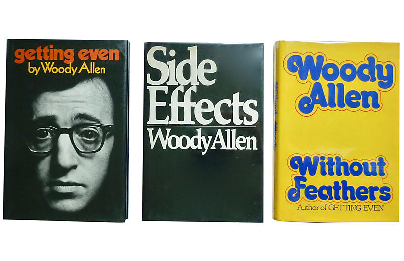 Woody Allen's First 3 Humor Collections