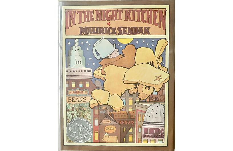 Sendak's In The Night Kitchen, 1st Print