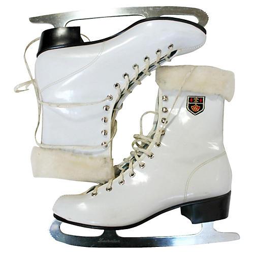 Canadian Ice Skates