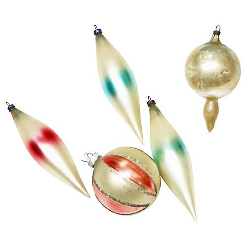 Victorian Ornaments, S/5