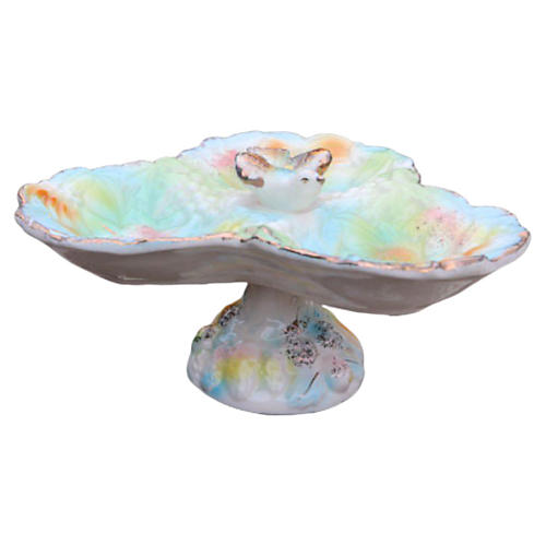 Hand Painted Betson Japanese Fruit Bowl
