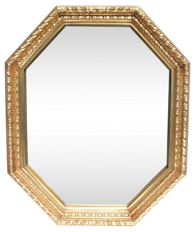 Chunky Gold Mirror