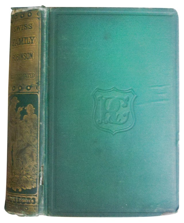 Swiss Family Robinson, 7th Ed, 1868