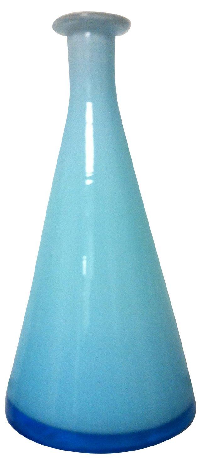 Empoli Glass Decanter
