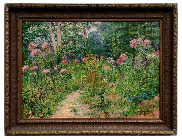 Wild Flowers by Jesse B. Suffolk, 1915