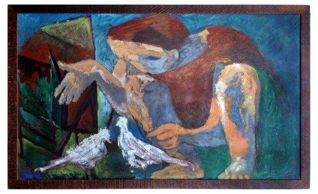 Birdman of Alcatraz, C. 1945 (1/30)