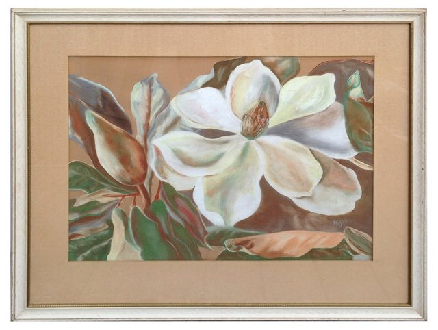 Magnolia by Henry McDaniel