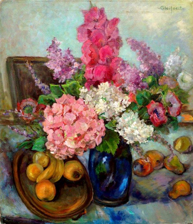 Flowers w/ Fruit