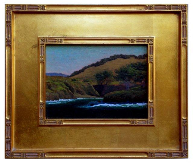 Whaler's Cove by Max Flandorfer