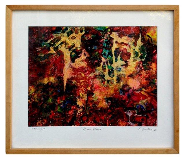 Inner Space by Ralph Joosten