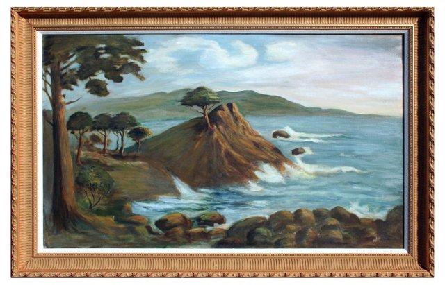 *Cypress Point, Monterey