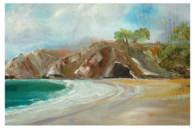 Pfeiffer Beach by Kathleen Murray