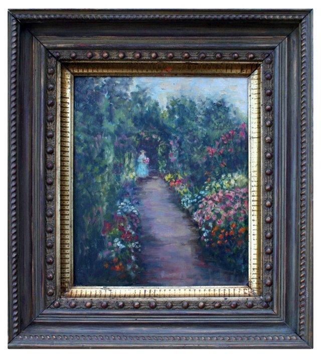 The Garden Path, 1940s