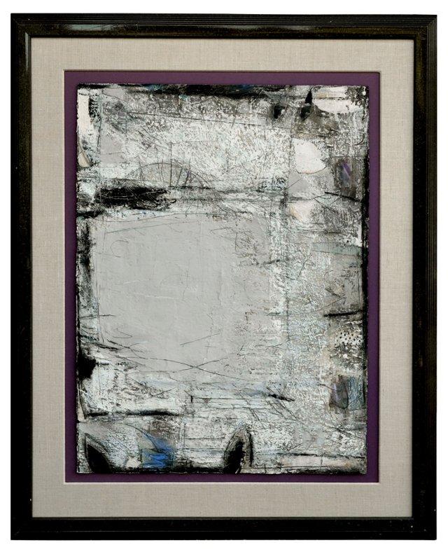 Abstract by John Belingheri, 1985