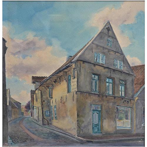 1920s Jeverlo-Wanger Strasse