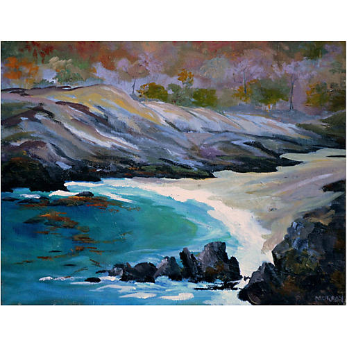 Carmel Highlands by Kathleen Murray