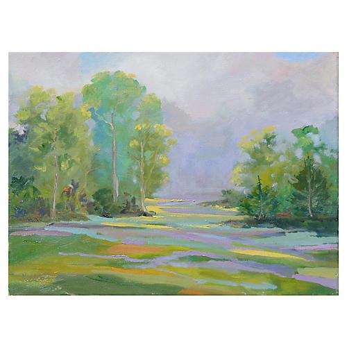 Lavender Creek