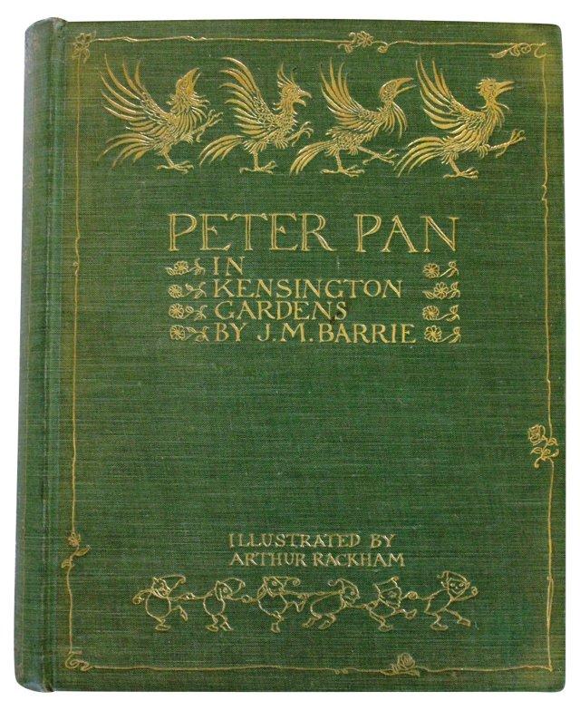 Peter Pan in Kensington Gardens, 1st