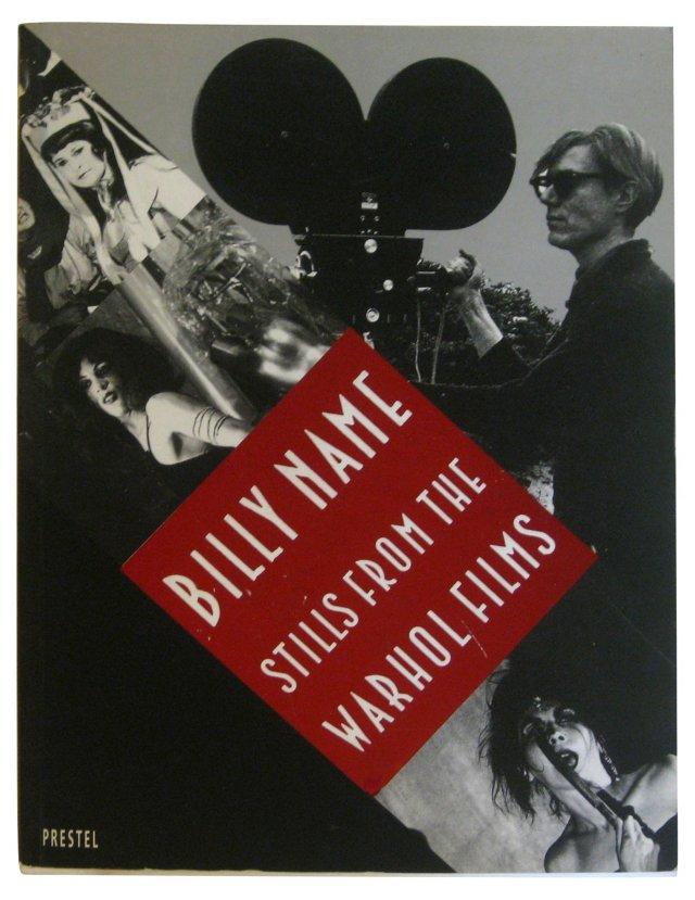 Stills From Warhol Films