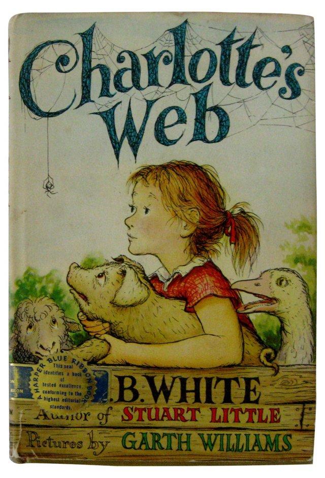 Charlotte's Web, 2nd Printing
