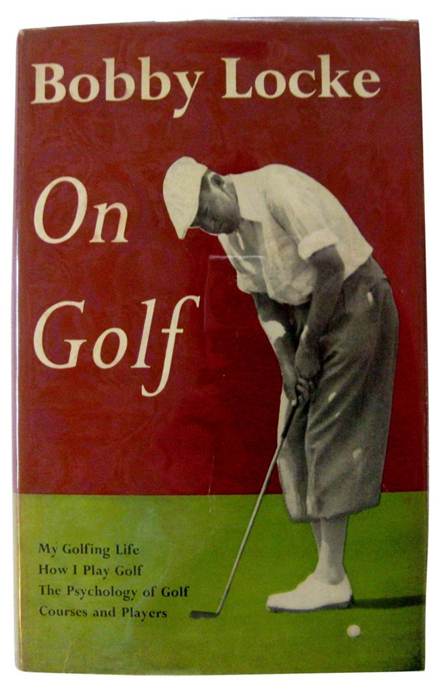 On Golf, 1st Ed
