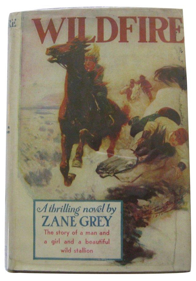 Zane Grey: Wildfire