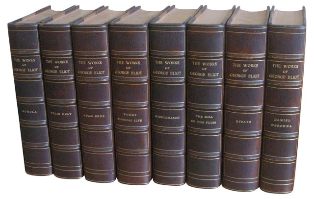 Works of George Eliot, S/8