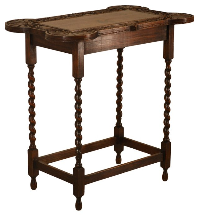 Late-19th-C. English Table