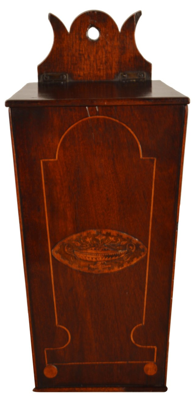 Georgian Candle Box, C. 1810