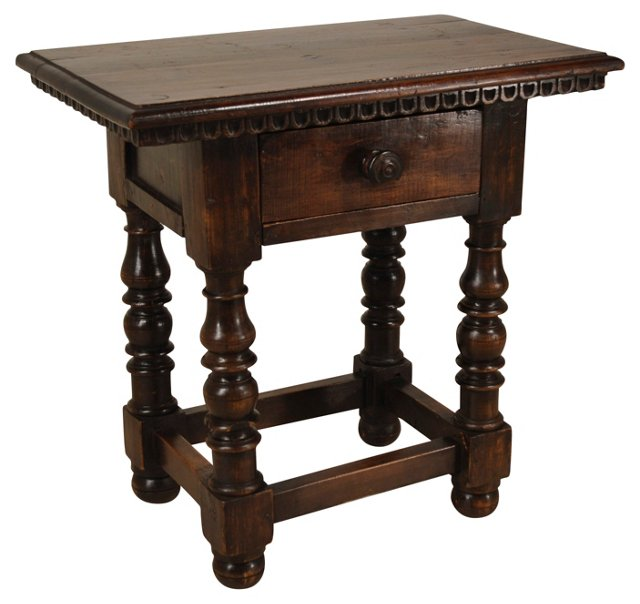 18th-C. Italian  Side  Table