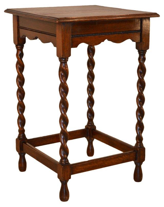 English Side    Table, C. 1900