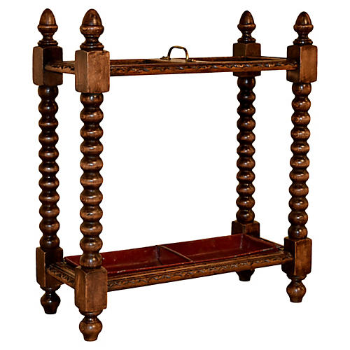 19th-C. Umbrella Stand