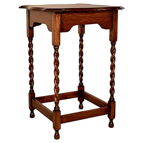 Serpentine Top Table, c. 1900