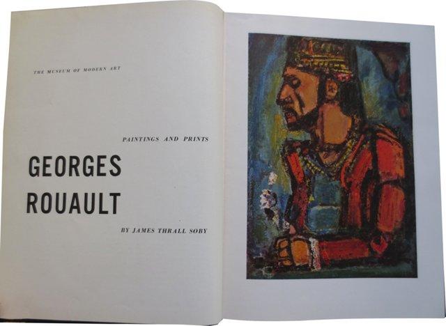 Rouault: Paintings & Prints