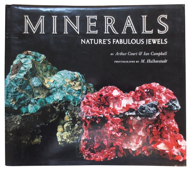 Minerals: Signed by Arthur Court