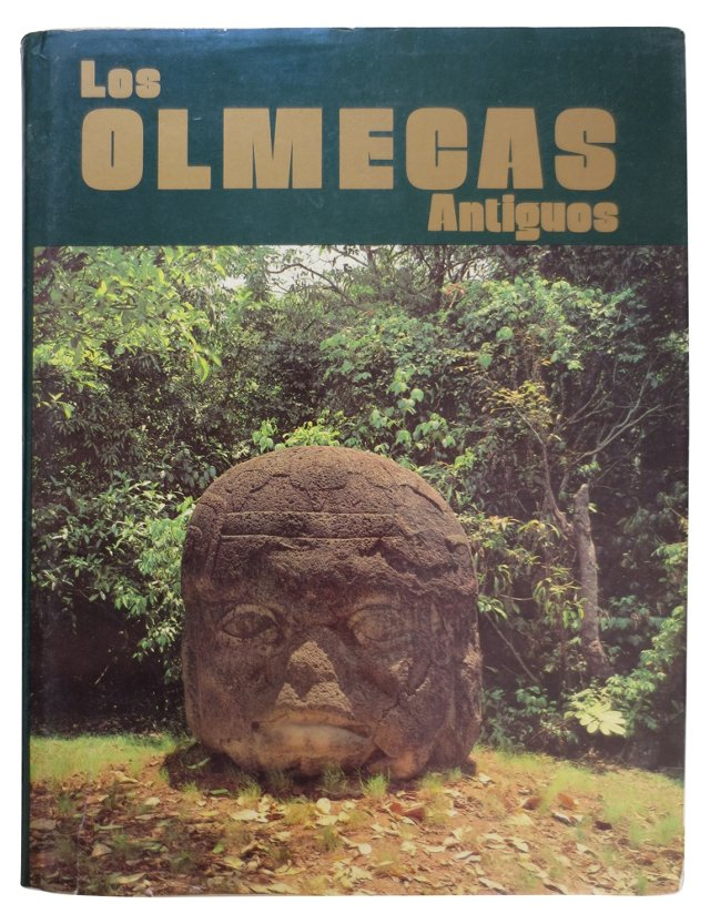 Los Olmecas Antigues